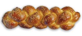 four-strand challah